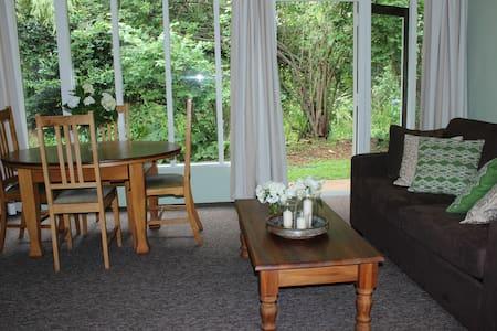Bonniebrook Garden Accommodation - Renwick