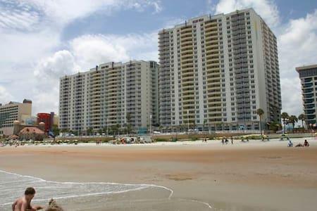 2 BR w/Balcony sleeps 8 Ocean Walk - Condominium