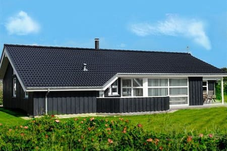 8 Pers Haus am Meer in Nordjütland - Hjorring
