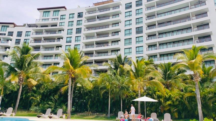 Departamento en La Isla Residences Acapulco