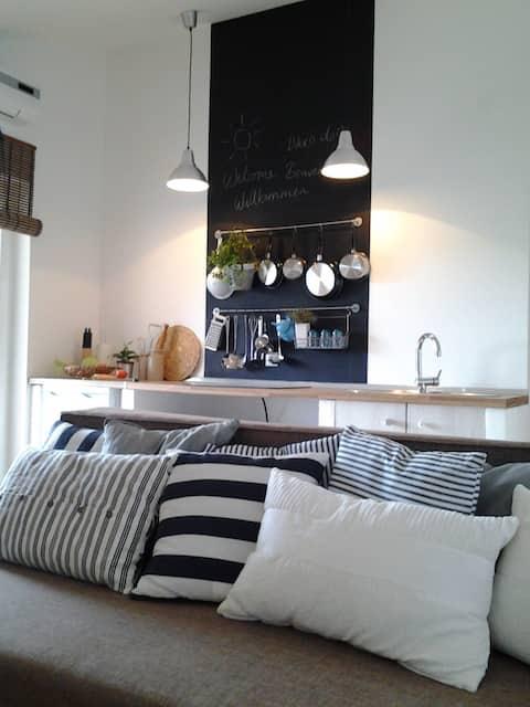 Velika stanovanja v bližini Zadra, Splita, Krke