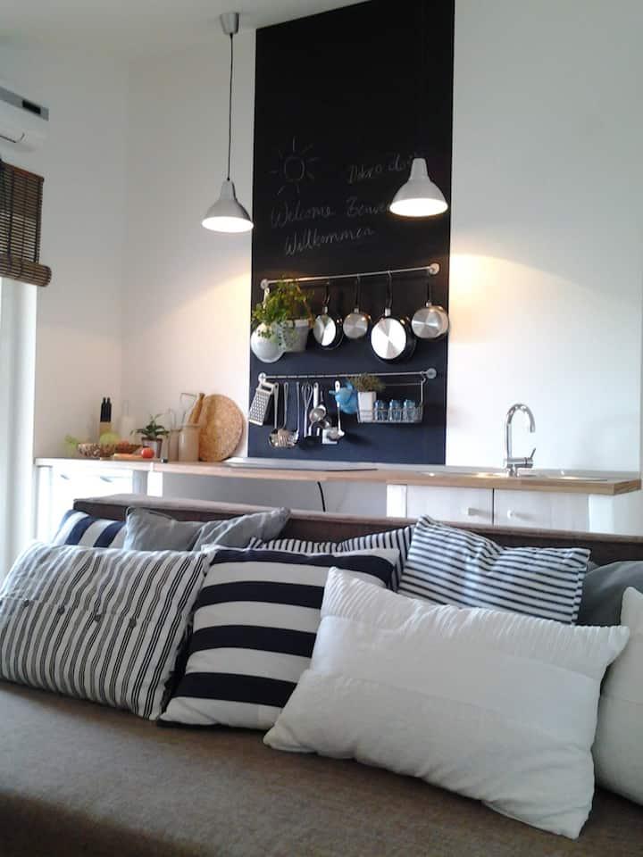 Great flats near Zadar, Split, Krka