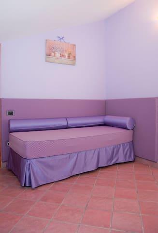TetTetto Lilla - Camera da letto - Bedroom