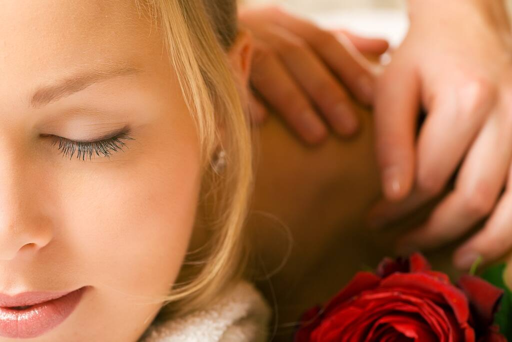 Full service spa available - facial treatments, hot-stone, Swedish, deep tissue, prenatal massages, and more!
