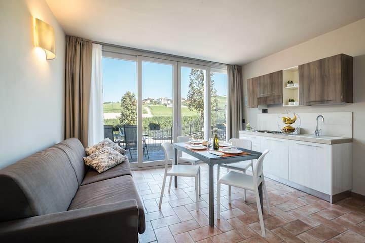 Villa Gremì - Rocche Apartment