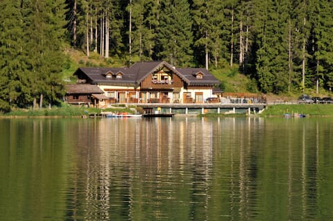 Chalet al Lago Alleghe  Coldai