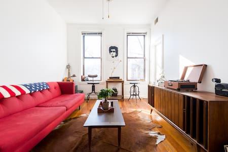 REDUCED Midcentury-Modern apartment in Bucktown - Chicago - Apartment