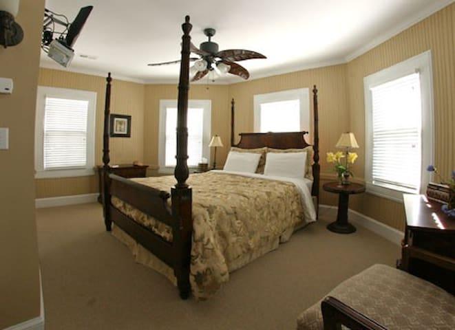 The Captains Quarters - Bedroom 2 - Oriental - Rumah