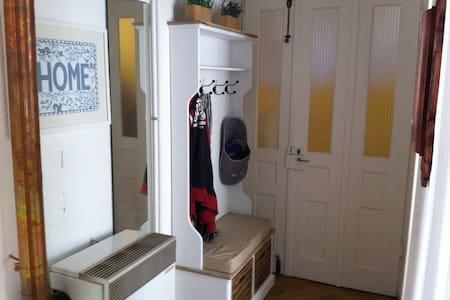 Charming 2-room flat Art Nouveau - Basel