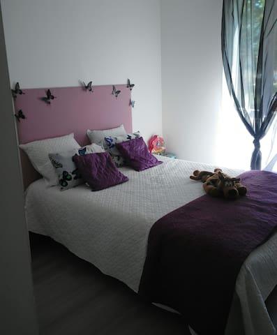 chambre confortable dans un lieu calme .. - Saint-Laurent de Médoc