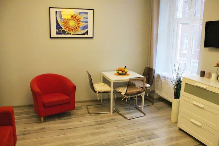 Apartament pod Sową