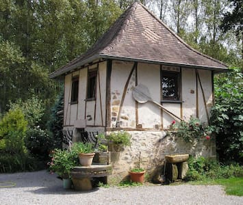 Converted Pigeonnier at Moulin d'Arnac - Nonards - Appartement