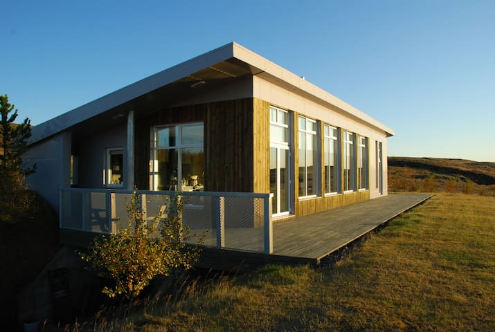 Geysir area - Luxury house  - Reykholt - Casa