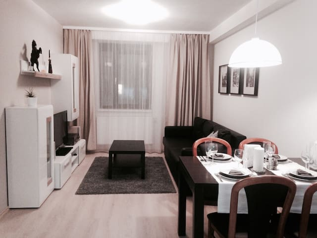 Modra Gula - Infiniti Apartments