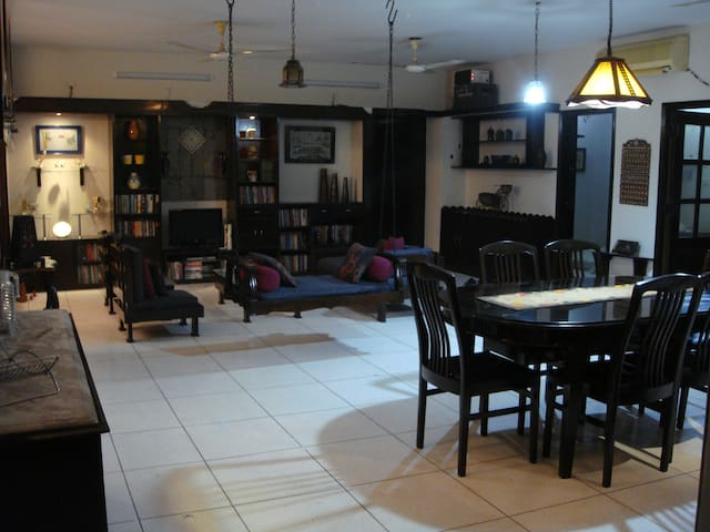 Spacious  Apartment near Airport at Uttara, Dhaka