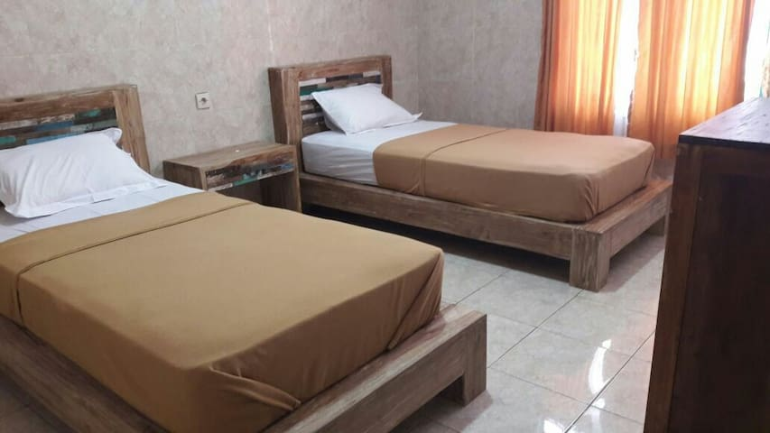 Agung's Bungalow Budget Room - Nusapenida - Andet