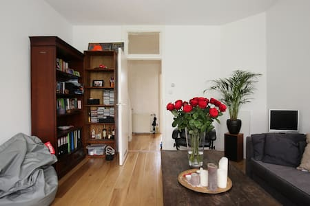 Nice apartment 10 min from center - Amsterdam - Pis
