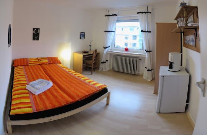Nice apartment, near City-center