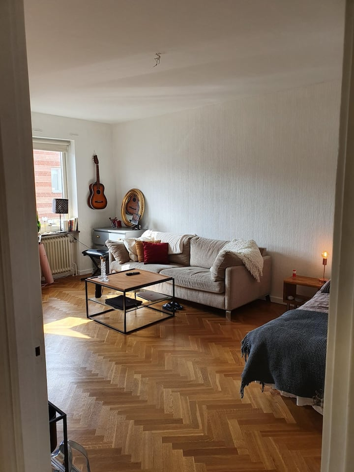 Studioapartment close to Helsingborg Centre