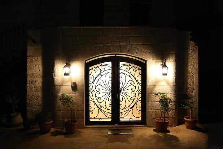 Zarrouk Guest House in Bethlehem - The Holy Land