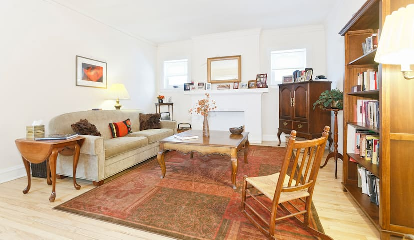 Great Apt Near Northwestern - Evanston - Wohnung