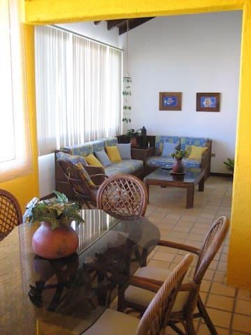 Spectacular apartment, Margarita - Manzanillo - Apartment