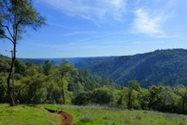 Step Into the American River Canyon - Auburn - House