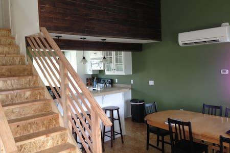 The Clover Cabin - La Pine - Maison