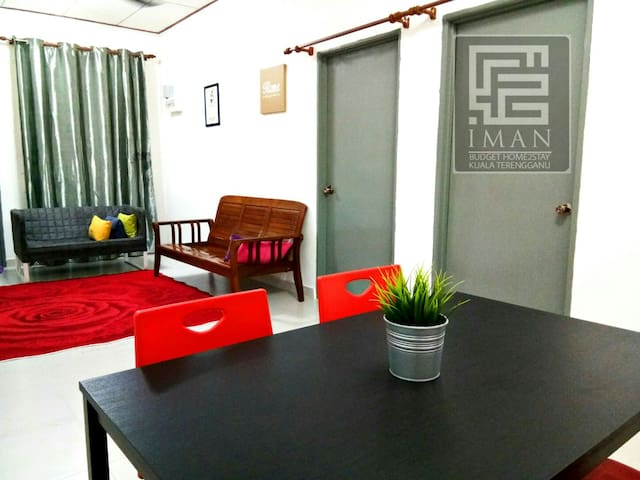 BUDGET GUESTHOUSE-3 bedrooms