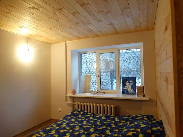 Уютная квартирка в центре Ярославля - Yaroslavl' - Lägenhet
