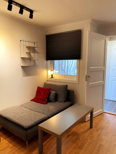 Studio appartement. Centrally located at Brekstad.