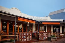 Volpino Restaurant in Mount Martha Village.