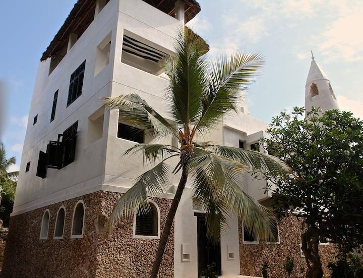 Mnarani House, Shela, Lamu