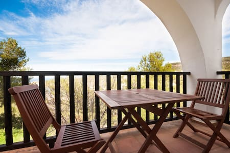 Cosy Apartment w/sea view. - Sant Josep de sa Talaia - Lakás