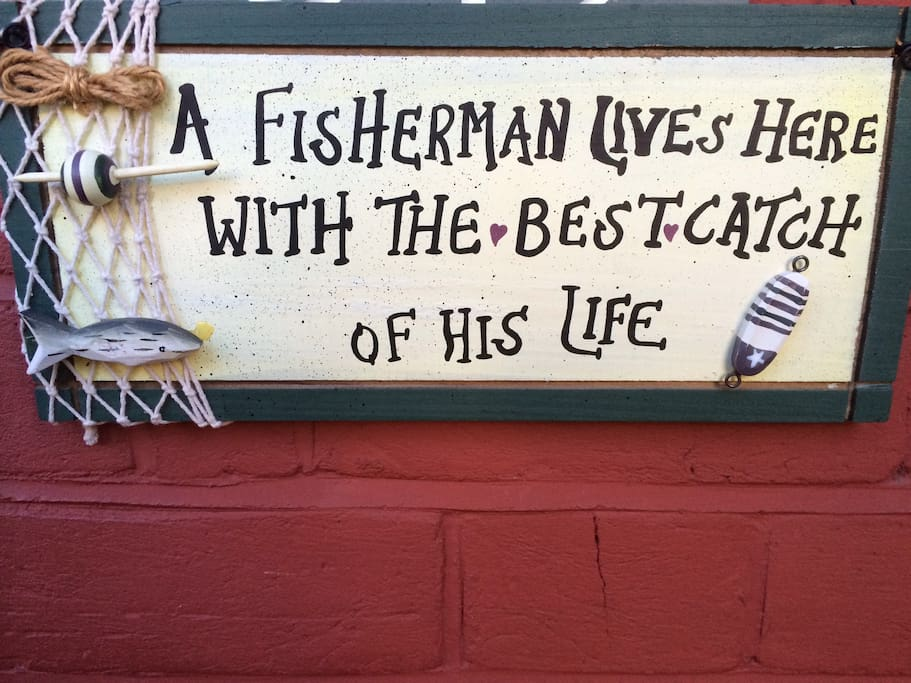 Guess who is the fisherman and you will get the answer who am I ?