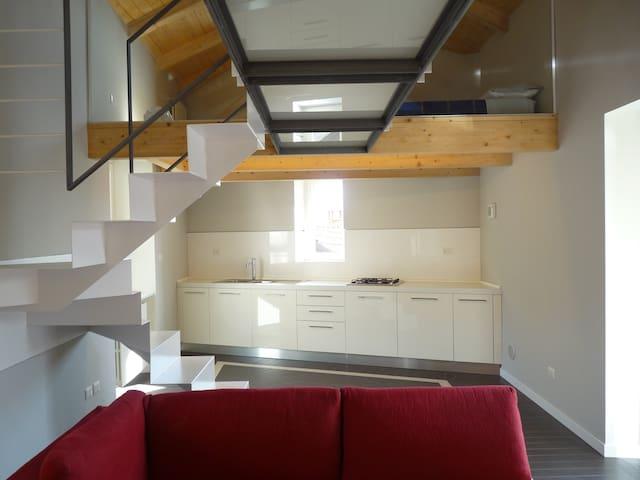 casa baroggi - livello 3 - Maccagno - Appartement