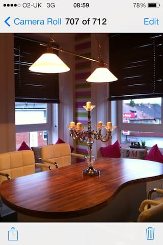Commonwealth Games Full Apartment - Glasgow - Apartment