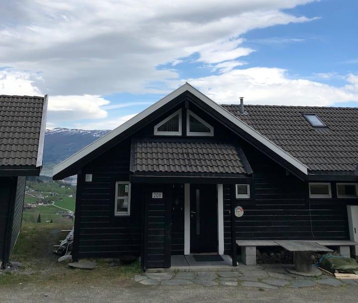 Voss hytte med utsikt- Bavallen