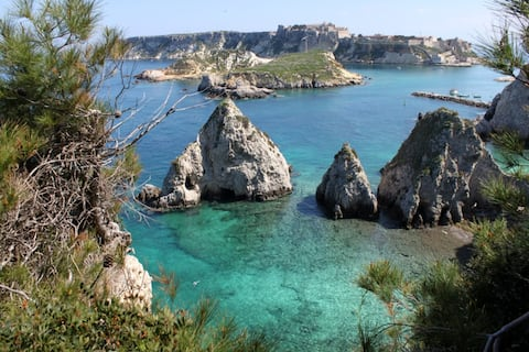 Lovely Flat Tremiti Islands