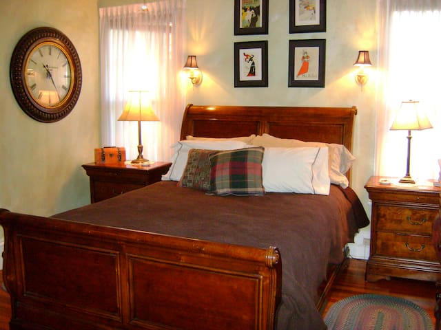 Weekend in the Coxsackie Room - Catskill - Bed & Breakfast