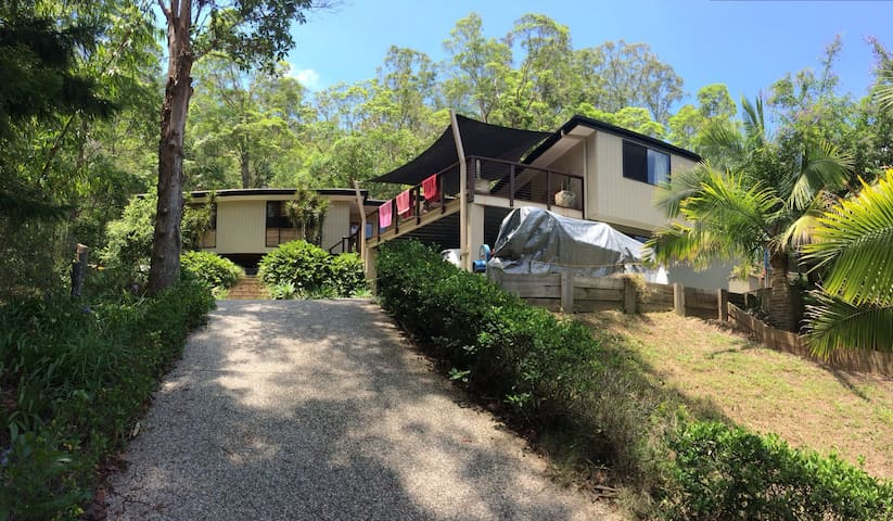 Private&Tranquil Oasis with Mountain View - Wongawallan - Talo