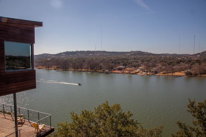 Amazing View overlooks Lake Austin! - Austin - Appartement