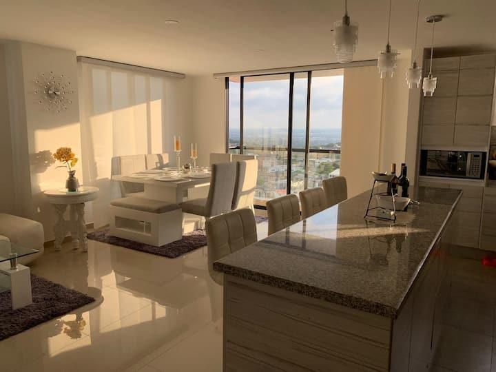 Habitación Privada con vista increible