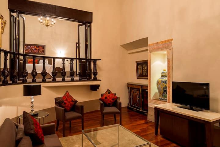 Hermoso loft en el corazón de Puebla