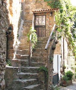 Medieval House Italian Riviera - Bussana Vecchia