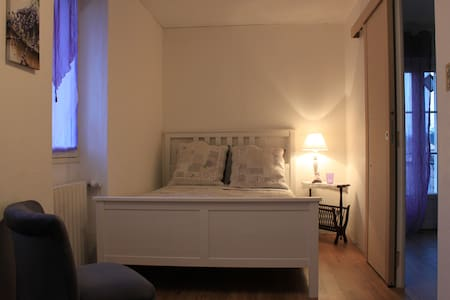 Lavender Suite - Douceur de Vivre - Dennevy - Bed & Breakfast