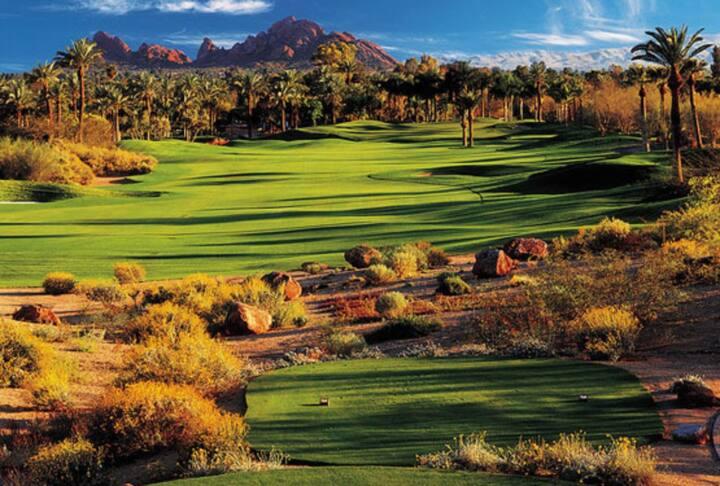 M1│Old Town Scottsdale│1st Floor Apt | Golf