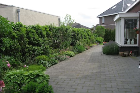 B&B Amber : room with private bathroom&kitchenette - Lelystad