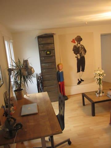 Nice studio at République - Paris