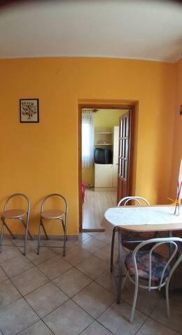 Ildikó apartment